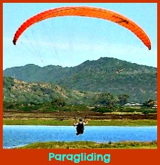 Paragliding Options along the Garden Route
