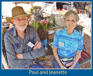 Paul and Jeanette Engle