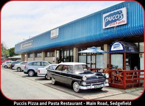 Puccis Italian Restaurant