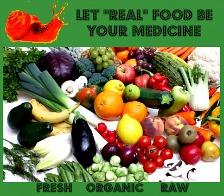 Real food is organic food