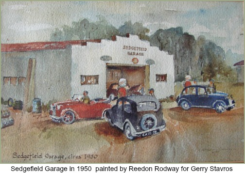 1950 Sedge Garage by Reedon Rodway