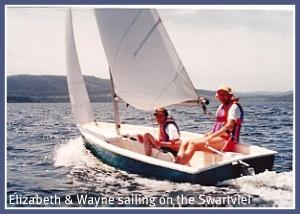 smal yacht