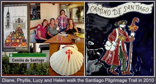 Camino da Santiago