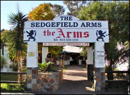 Sedgefield Arm