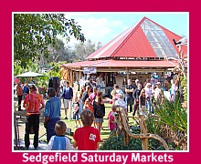 Sedgefield Saturday Outdoor Markets