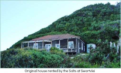 Old Swartvlei beach house