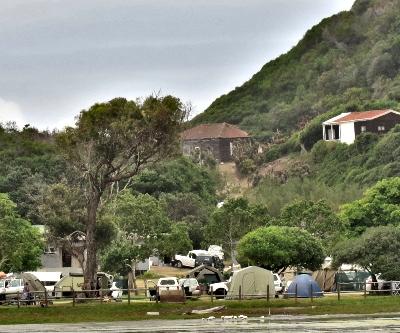 Swartvlei Campers - their History