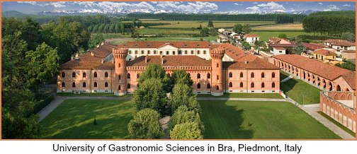 University of Gastronomic Sciences, Italy.