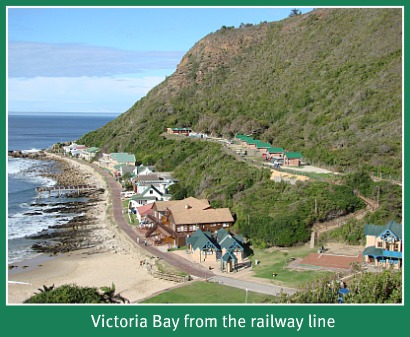 View of Victoria Bay from the Choo Tjoe