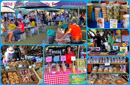 Saturday Wild Oats Market
