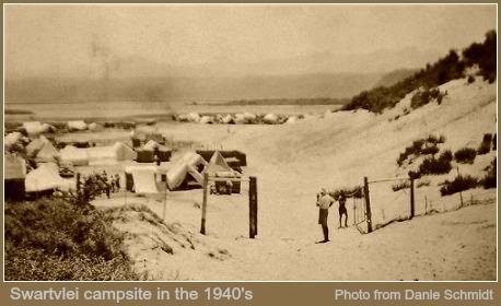 1940's Swartvlei Campsite