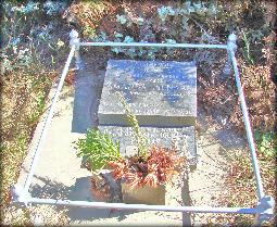 Amanda's grave