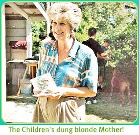 Dung Bonde Mom