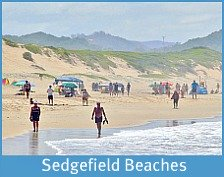 Sedgefield Beaches