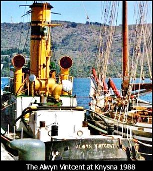 The last steam-powered tug