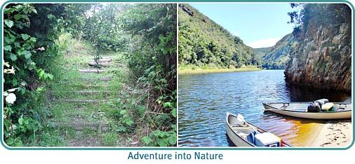 Whiskey Creek adventure weekend