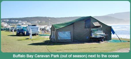 Buffels caravan park