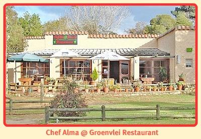 Chef Alma Restaurant