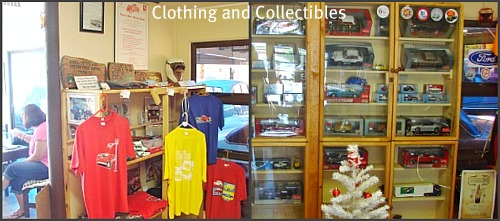 Classic Cars clothing & collectibles