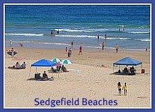Sedgefield beaches