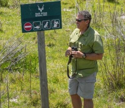 Mark Dixon Trail Guide