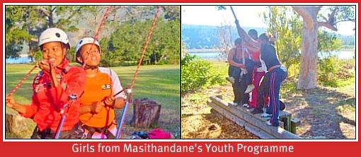 Masithandane girls