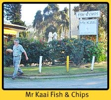 Mr Kaai Fish and Chips