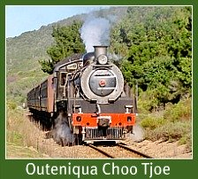 Outeniqua Choo Tjoe