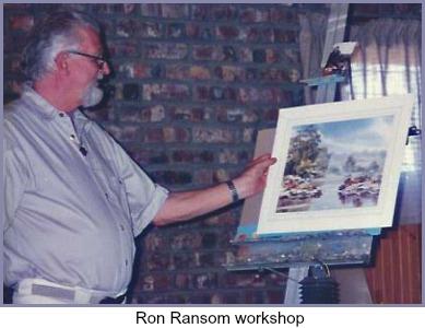 Ron Ransom workshop