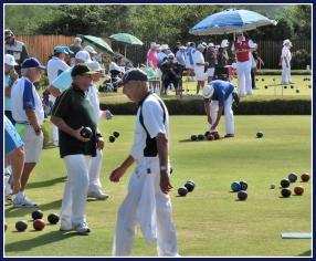 Cape Bowls Tournament in Sedgefield