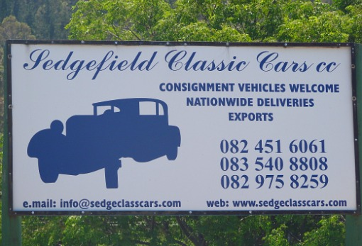 Sedge Classic and Vintage Cars