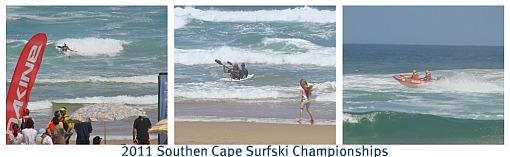 Myoli Beach-Surfski championships