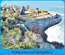 Day Walks beyond Sedgefield