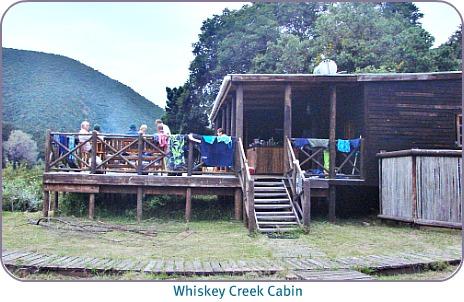 Cabin at Whiskey Creek